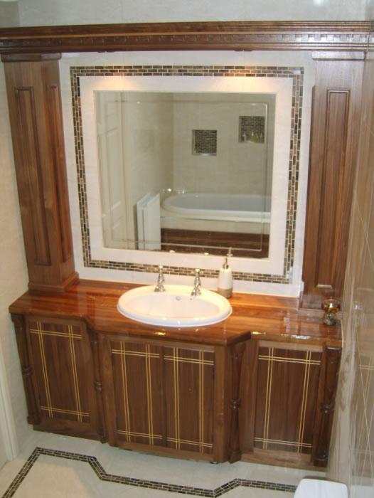 Creative Ireland Showroom Furniture Bathroom Cabinets