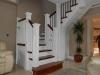 Custom built stairs resized